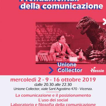 Corso: i fondamentali della comunicazione